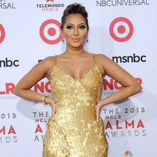Adrienne Bailon in The 2013 NCLR ALMA Awards - adrienne-bailon-2013-nclr-alma-awards-04