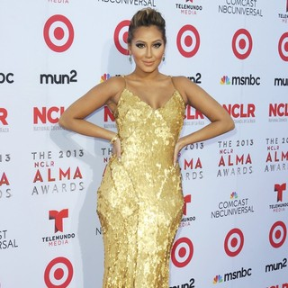 Adrienne Bailon in The 2013 NCLR ALMA Awards - adrienne-bailon-2013-nclr-alma-awards-05