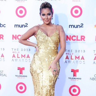 Adrienne Bailon in The 2013 NCLR ALMA Awards - adrienne-bailon-2013-nclr-alma-awards-06