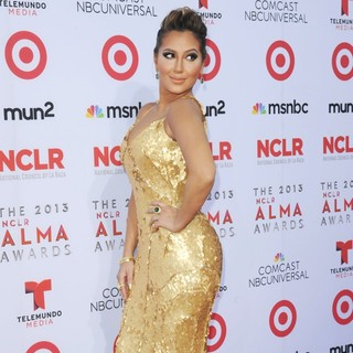 Adrienne Bailon in The 2013 NCLR ALMA Awards - adrienne-bailon-2013-nclr-alma-awards-07