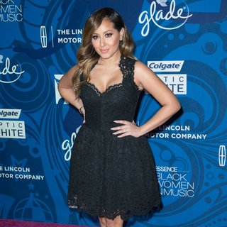 Adrienne Bailon in 6th Annual ESSENCE Black Women in Music