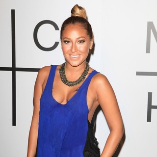 Adrienne Bailon in Magna Carta Holy Grail Album Release Exclusively for Samsung Galaxy - adrienne-bailon-magna-carta-holy-grail-album-release-01