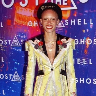 Adwoa Aboah-Premiere of Paramount Pictures' Ghost in the Shell - Arrivals