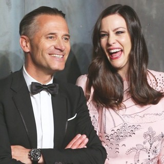 Raynald Aeschlimann, Liv Tyler-Omega Lost in Space - Anniversary Party
