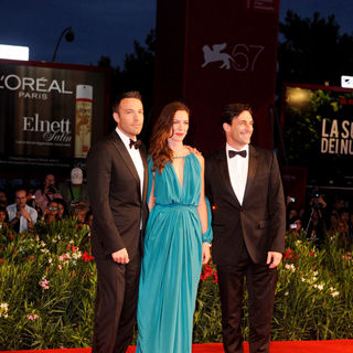 Ben Affleck, Rebecca Hall, Jon Hamm in 67th Annual Venice Film Festival - Day 8 - Premiere of 'The Town' - Red Carpet