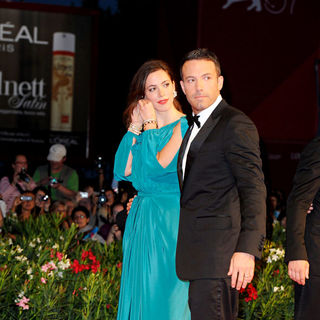 Rebecca Hall, Ben Affleck in 67th Annual Venice Film Festival - Day 8 - Premiere of 'The Town' - Red Carpet