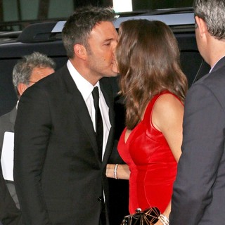 Ben Affleck, Jennifer Garner in Argo - Los Angeles Premiere