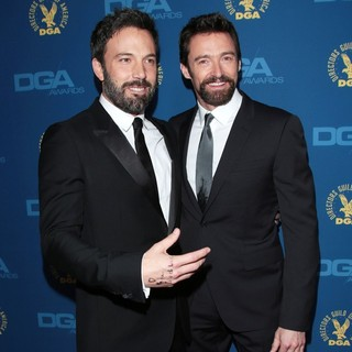 Ben Affleck, Hugh Jackman in 65th Annual Directors Guild of America Awards - Arrivals