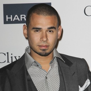 Afrojack in Clive Davis and The Recording Academy's 2013 Pre-Grammy Gala and Salute to Industry Icons