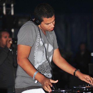 Afrojack in Creamfields Electronic Music Festival - Day Two