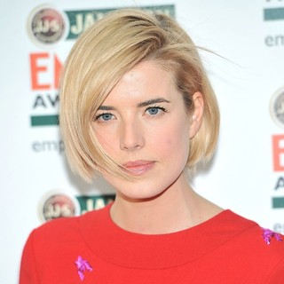 Agyness Deyn in The Empire Film Awards 2012 - Arrivals