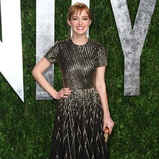 Ahna O'Reilly in 2012 Vanity Fair Oscar Party - Arrivals