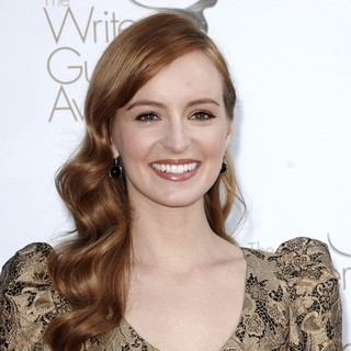 Ahna O'Reilly in The 2012 Writers Guild Awards