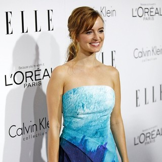 Ahna O'Reilly in ELLE 20th Annual Women in Hollywood Celebration