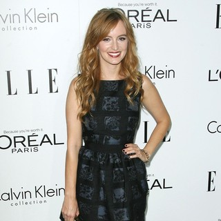 Ahna O'Reilly in ELLE's 19th Annual Women in Hollywood Celebration - Arrivals