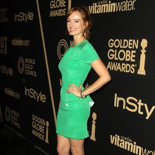 Ahna O'Reilly in Miss Golden Globe 2013 Party Hosted by The HFPA and InStyle