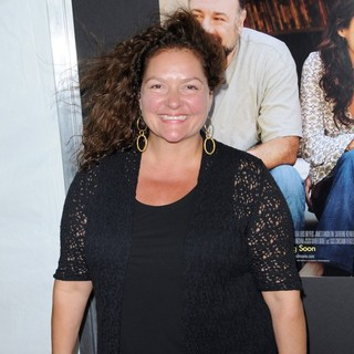 New York Screening of Enough Said - Red Carpet Arrivals - aida-turturro-screening-enough-said-02