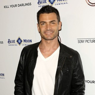 Aiden Turner in Los Angeles Premiere of Kill Your Darlings