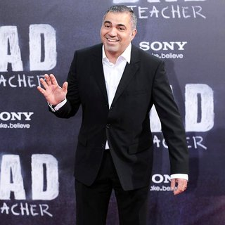 Aiman Abdallah in The German Premiere of Bad Teacher