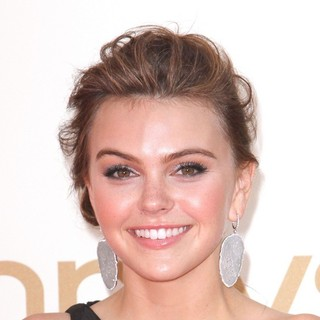 Aimee Teegarden in The 63rd Primetime Emmy Awards - Arrivals - aimee-teegarden-63rd-primetime-emmy-awards-01