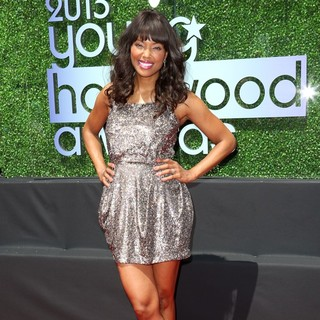 Aisha Tyler in 2013 Young Hollywood Awards - Red Carpet
