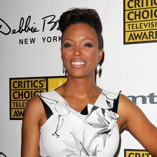 Aisha Tyler in Broadcast Television Journalists Association's 3rd Annual Critics' Choice Television Awards
