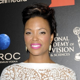 Aisha Tyler in The 40th Annual Daytime Emmy Awards - Arrivals
