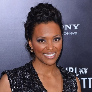 New York Premiere of The Girl with the Dragon Tattoo - Arrivals - aisha-tyler-premiere-the-girl-with-the-dragon-tattoo-01