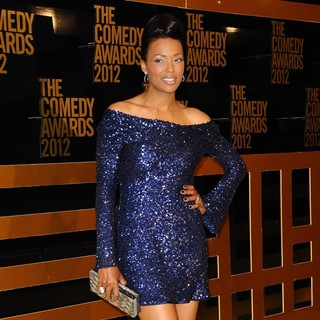 Aisha Tyler in The Comedy Awards 2012 - Arrivals