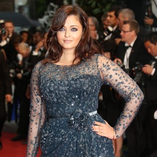 Aishwarya Rai in Cosmopolis Premiere - During The 65th Annual Cannes Film Festival