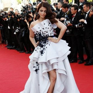 Aishwarya Rai in 68th Annual Cannes Film Festival - Youth - Premiere