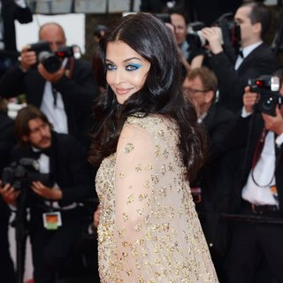 Aishwarya Rai in 69th Cannes Film Festival - Slack Bay Premiere - Arrivals
