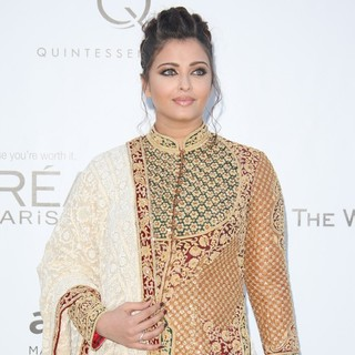 Aishwarya Rai in AmfAR's Cinema Against AIDS Gala 2012 - During The 65th Annual Cannes Film Festival