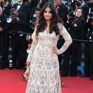 Aishwarya Rai in 66th Cannes Film Festival - Blood Ties Premiere