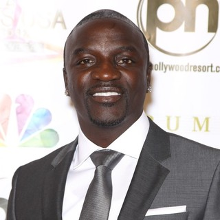 Akon in 2012 Miss USA Pageant - Red Carpet