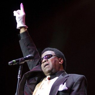Al Green in Al Green Performing at Manchester Evening News Arena