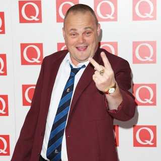 Al Murray in The Q Awards 2011 - Arrivals