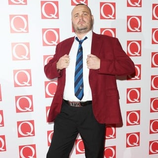 Al Murray in The Q Awards 2013 - Arrivals