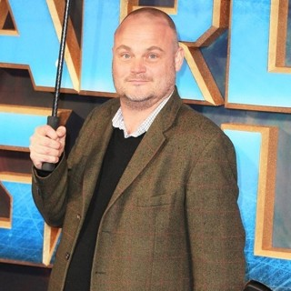 Al Murray-Guardians of the Galaxy Vol. 2 U.K. Premiere - Arrivals