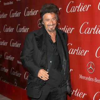 Al Pacino in The 23rd Annual Palm Springs International Film Festival Awards Gala - Arrivals