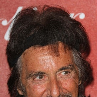 Al Pacino in The 23rd Annual Palm Springs International Film Festival Awards Gala - Press Room