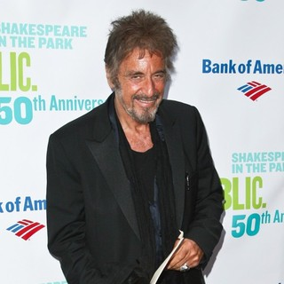 Al Pacino in 50th Anniversary Gala to Honour Al Pacino - Arrivals