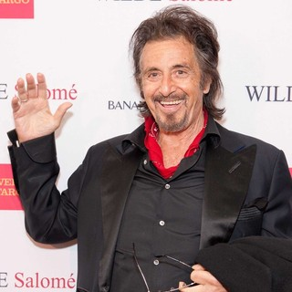 Al Pacino in The Premiere of Wilde Salome - Arrivals