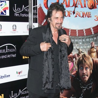 Al Pacino in The 8th Annual Los Angeles, Italia Film, Fashion and Art Festival Honoring Al Pacino