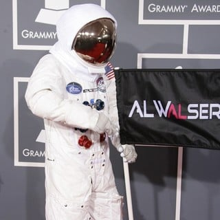 Al Walser in 55th Annual GRAMMY Awards - Arrivals