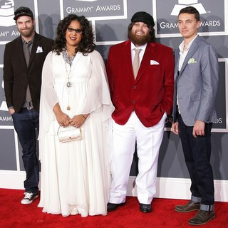 Alabama Shakes in 55th Annual GRAMMY Awards - Arrivals