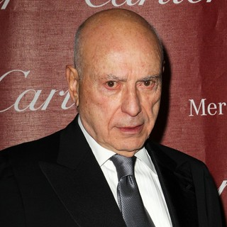 Alan Arkin in 24th Annual Palm Springs International Film Festival Awards Gala - Red Carpet