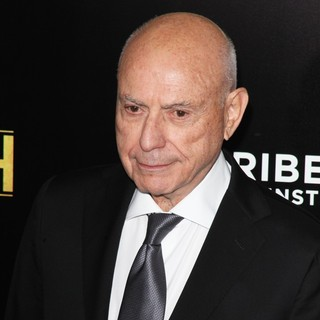 Alan Arkin in Grudge Match New York Screening - Red Carpet Arrivals
