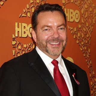 Alan Ball in 67th Annual Golden Globe Awards 2010 Official HBO After Party
