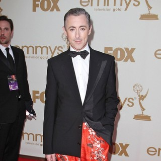 Alan Cumming in The 63rd Primetime Emmy Awards - Arrivals